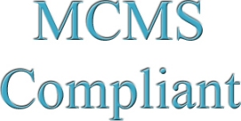 mcms compliant
